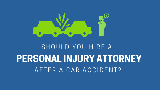 personal injury attorney after car accident